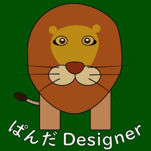 ぱんだデザイナー:イラスト